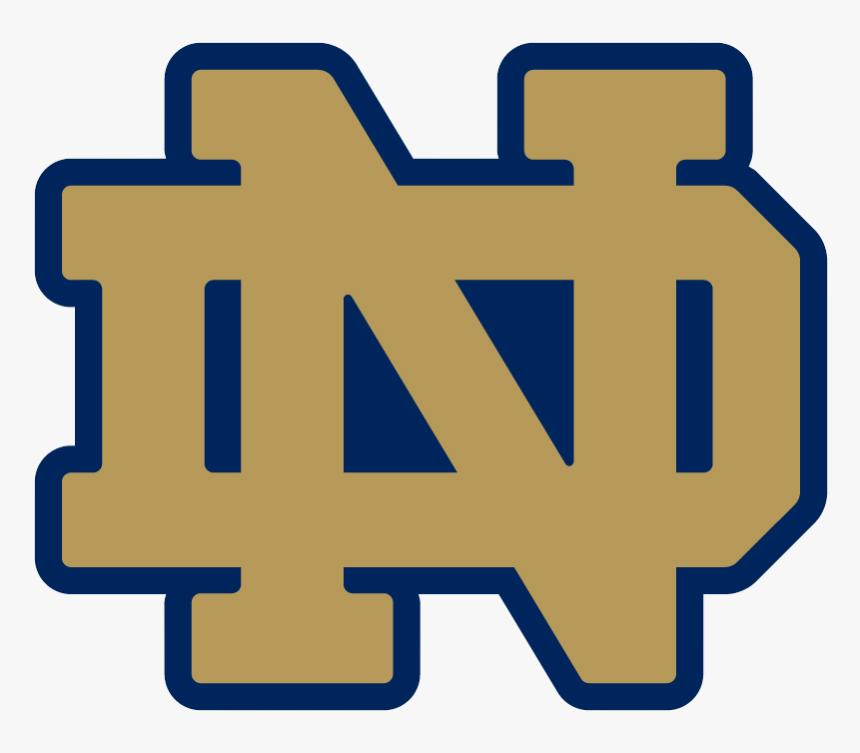 Notre Dame Fighting Irish Logo Png, Transparent Png - kindpng