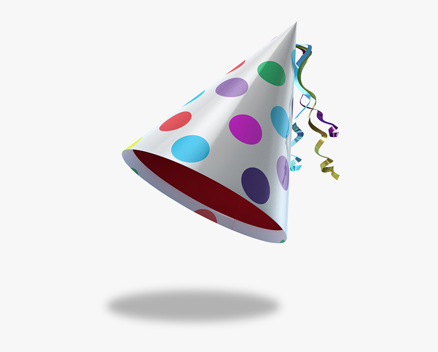 3d Cone Party Hat, HD Png Download, Free Download