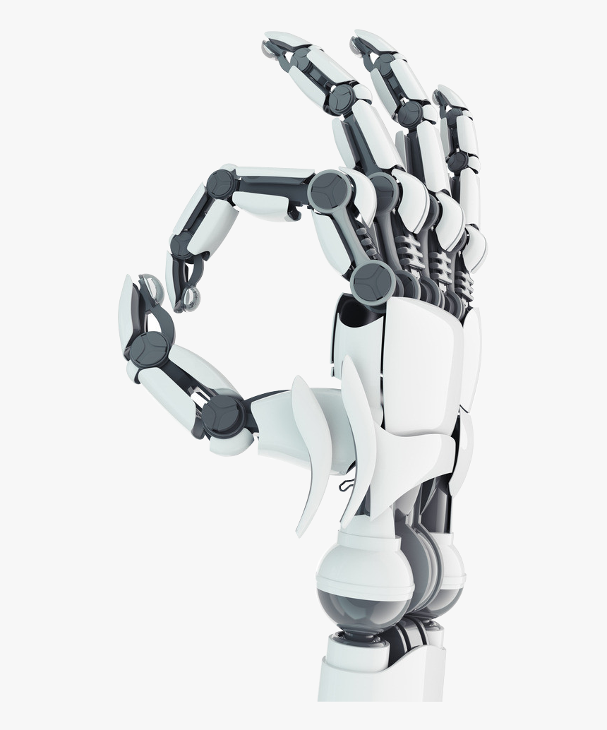 Transparent Robot Hand Png - Robot Hand Png, Png Download, Free Download