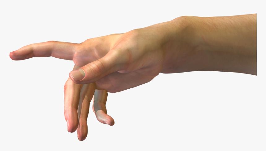 Transparent Grab Clipart - Robot Hand Human Hand, HD Png Download, Free Download