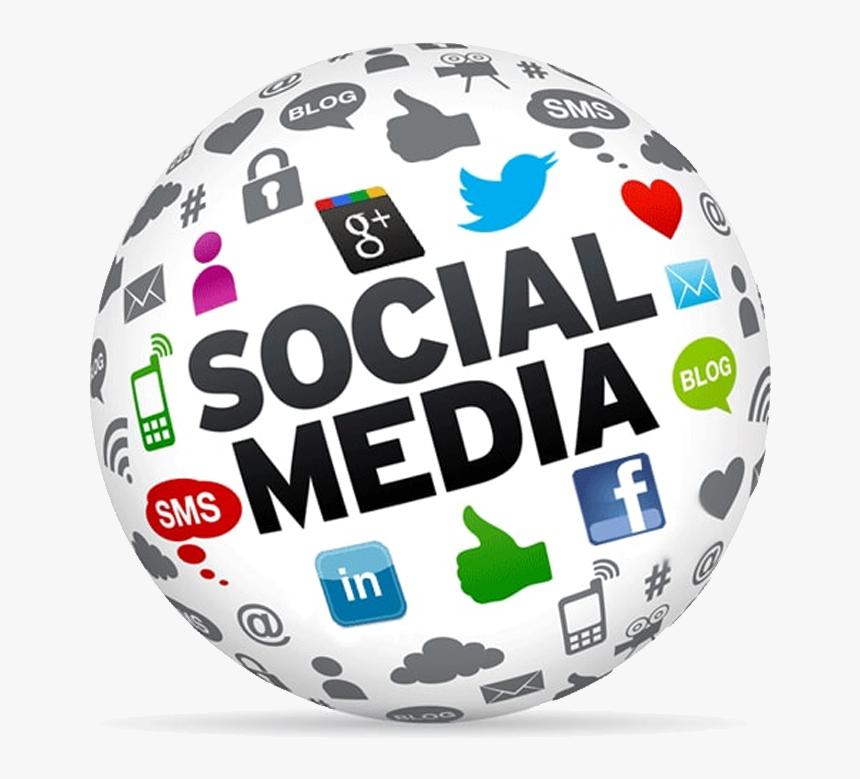 Social Media Transparent Background Png - Social Media, Png Download, Free Download