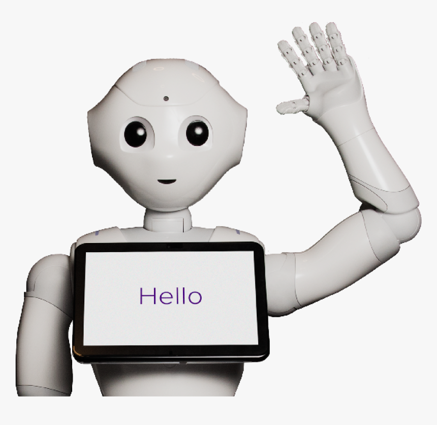 Welcoming Robot, HD Png Download, Free Download