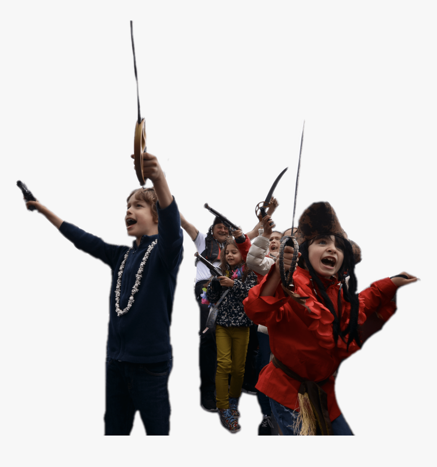 Pirate Birthday Party On The Thames Monsta In London - Cuirass, HD Png Download, Free Download