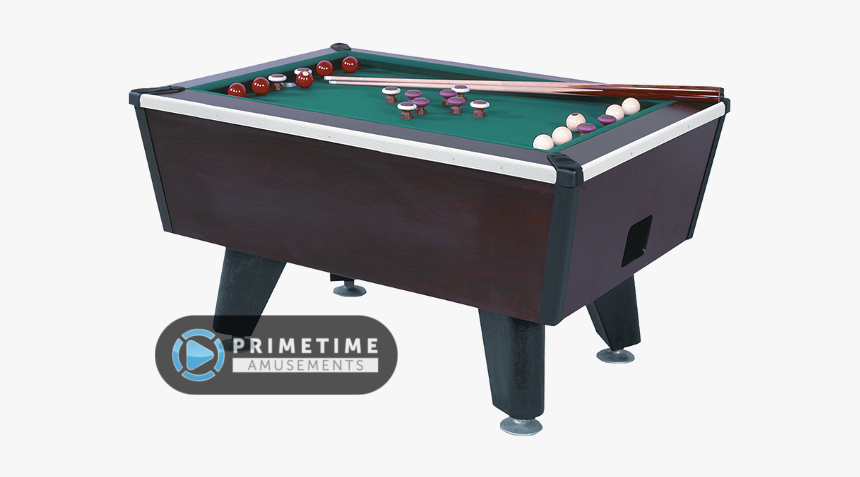 Tiger Cat Bumper Pool Table By Valley Dynamo - Valley Coin Bumper Pool Table, HD Png Download, Free Download