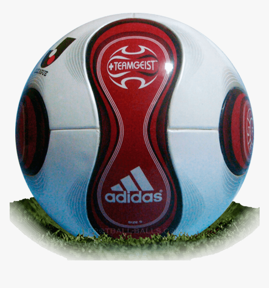 Adidas Teamgeist Ball Red, HD Png Download, Free Download