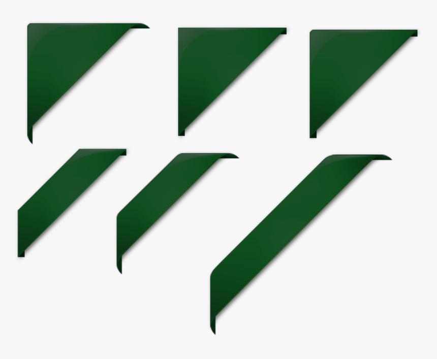 Graphic, Design, Ribbon, Corners, Corner, Transparent - Left Corner Ribbon Downloads, HD Png Download, Free Download