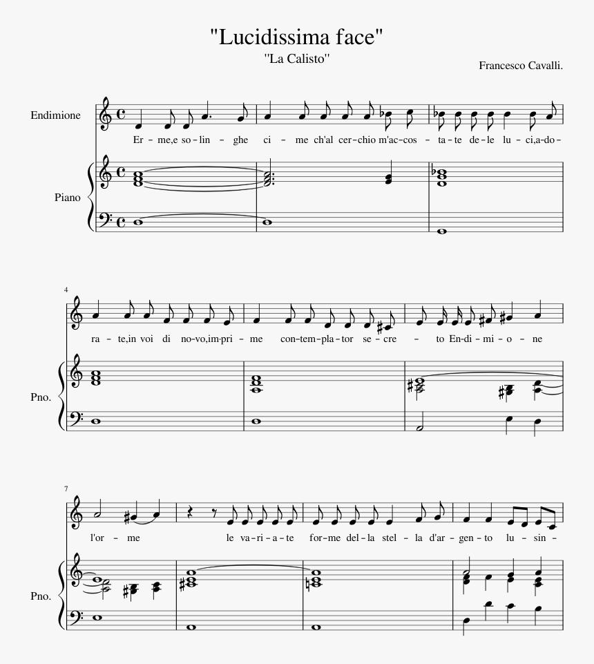 Kass's Theme Sheet Music Piano, HD Png Download, Free Download