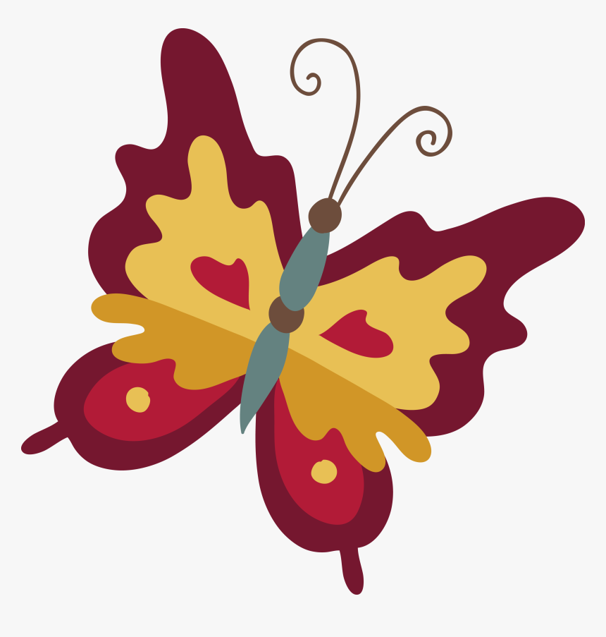 Monarch Butterfly Clip Art - Illustration, HD Png Download, Free Download