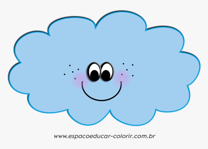 Desenho Colorido De Nuvem Hd Png Download Kindpng