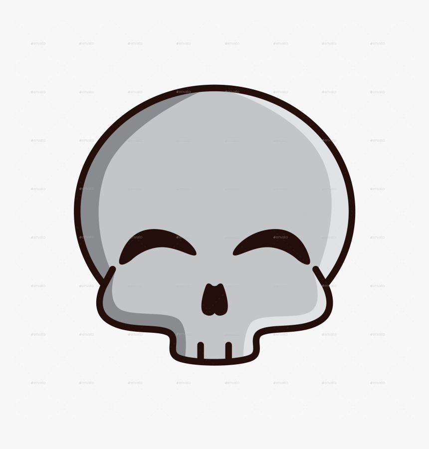 Png Skull Ranger Drawing, Transparent Png, Free Download