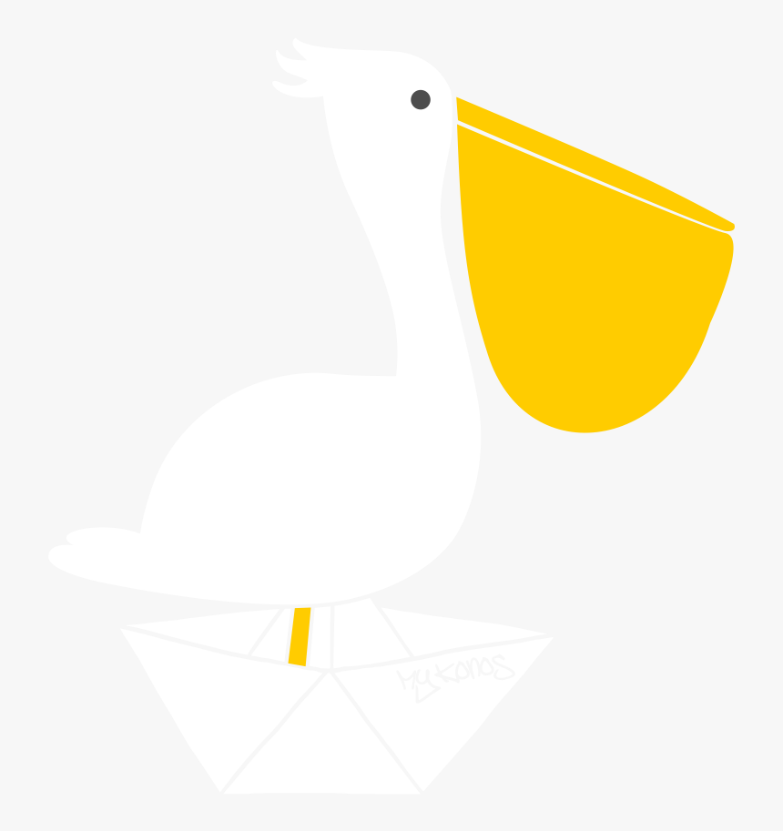 Paper Boat - Duck - Duck, HD Png Download, Free Download