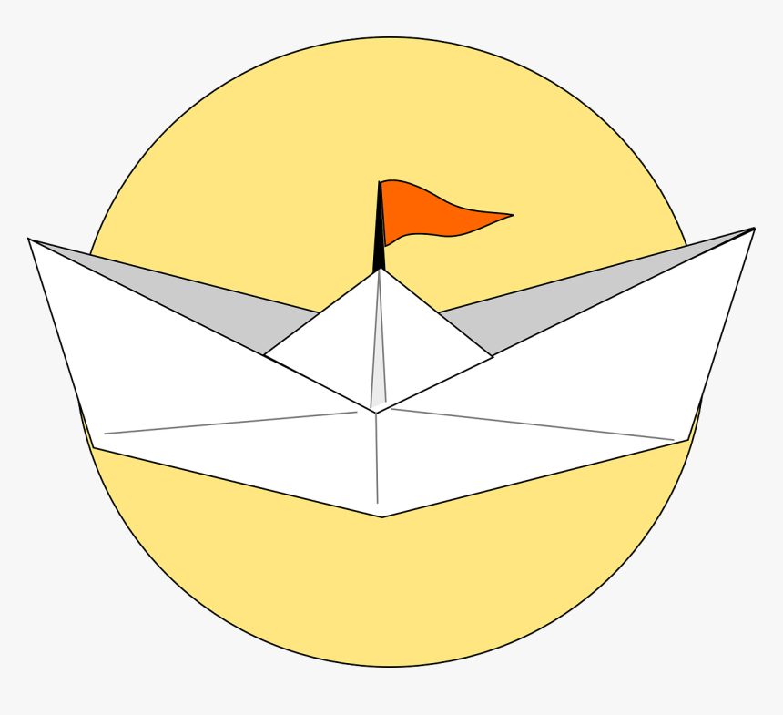 Transparent Origami Clipart - Drawing, HD Png Download, Free Download
