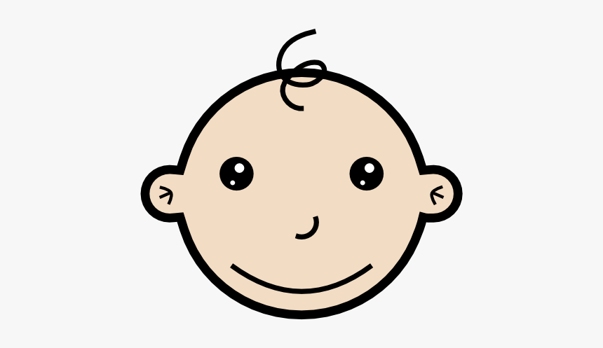 Sad Baby Face Cartoon, HD Png Download, Free Download