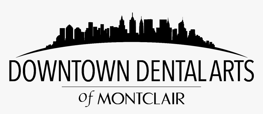Downtown Dental Arts Logo - Skyline, HD Png Download, Free Download