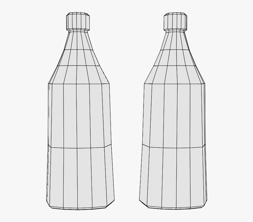Images/ketchup Bottle 01 Images/ketchup Bottle - Glass Bottle, HD Png Download, Free Download