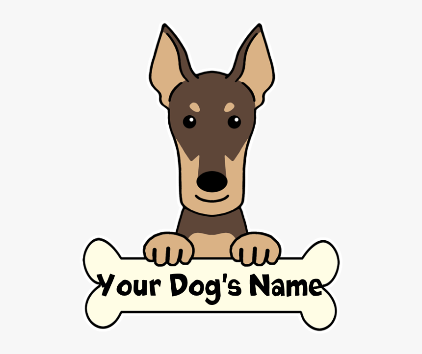 Transparent Doberman Png - Bulldog, Png Download, Free Download