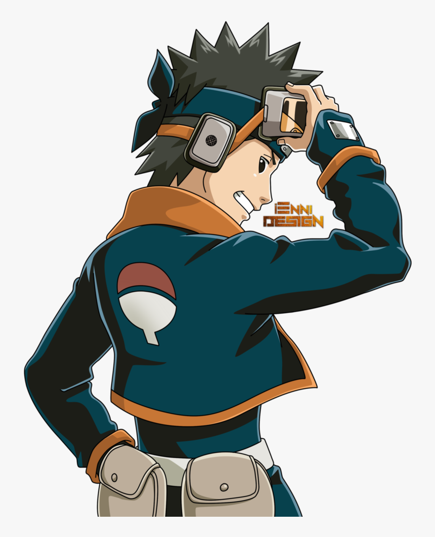 Obito Uchiha Png - Naruto Shippuden Obito, Transparent Png, Free Download