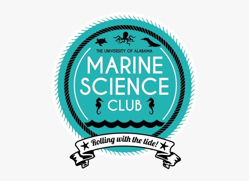 Marine Science Club Logo, HD Png Download, Free Download