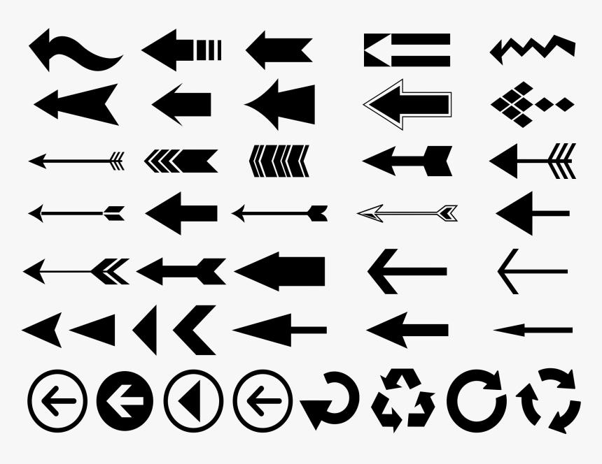 Chalkboard Arrow Png - Arrow Public Domain, Transparent Png, Free Download