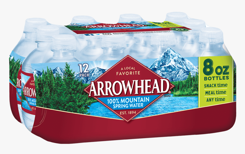 Arrowhead Water, HD Png Download, Free Download