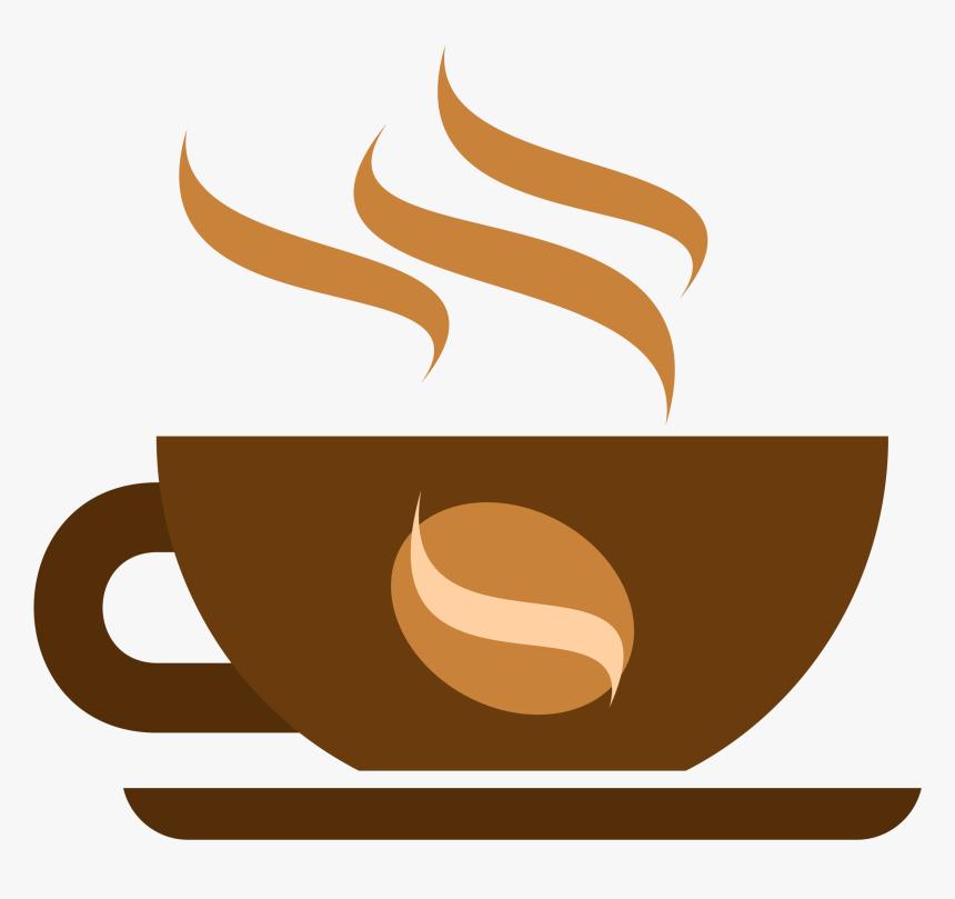Cafe Clip Art Cartoon Cartoon Coffee Logo Png Transparent Png Kindpng