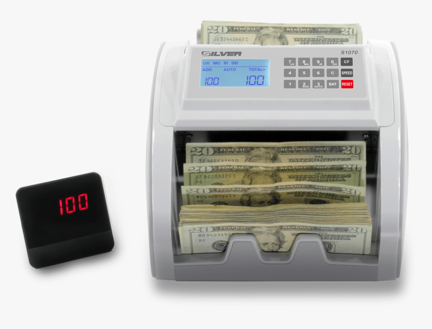 Accubanker S1070, HD Png Download, Free Download