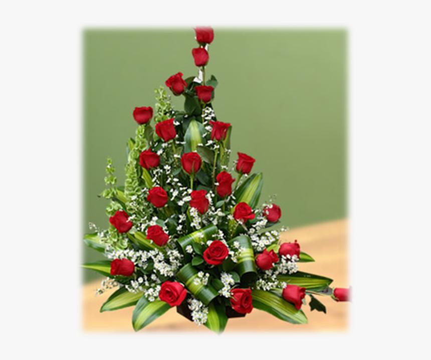 Arreglo Grande De Rosas - Arreglos De Rosas Para Dia De Las Madres, HD Png Download, Free Download