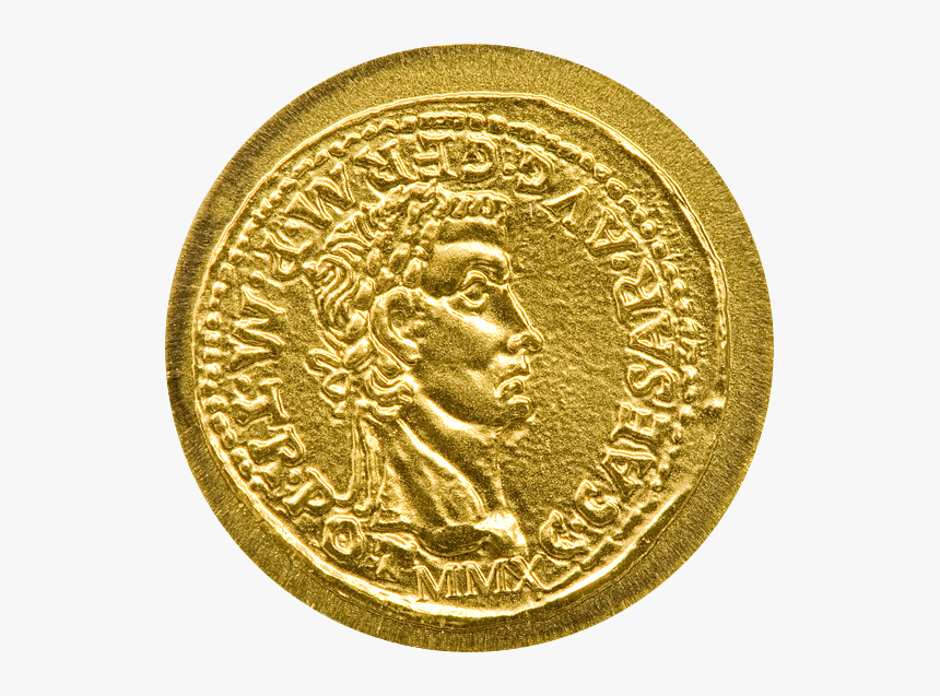 Roman Gold Coins Septimius Severus, HD Png Download, Free Download