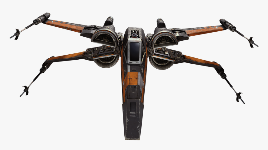 Star Wars X Wing Transparent, HD Png Download, Free Download
