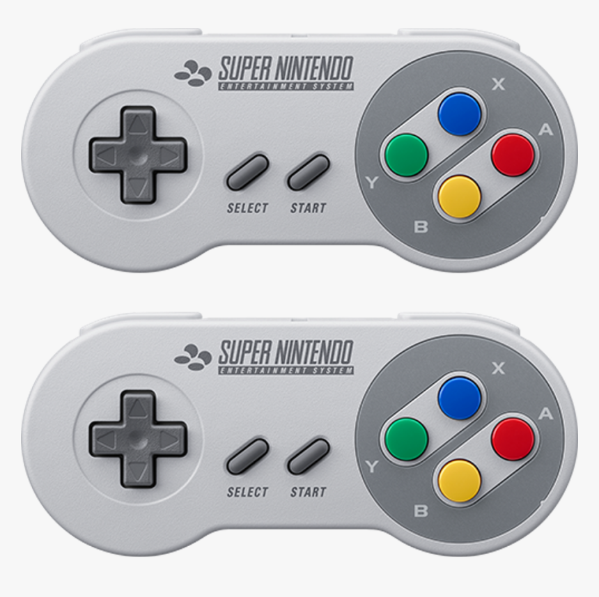 Ci Nswitch Nintendoswitchonline Nes Snes Controller, HD Png Download, Free Download