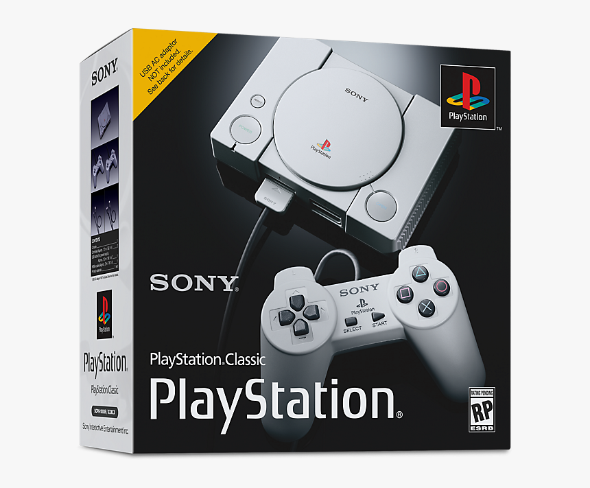 Playstation Box, HD Png Download, Free Download