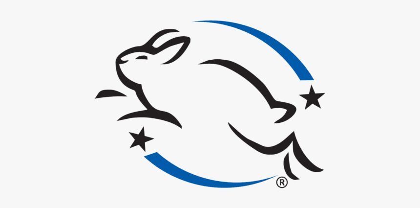 Cruelty Free Leaping Bunny Logo, HD Png Download, Free Download