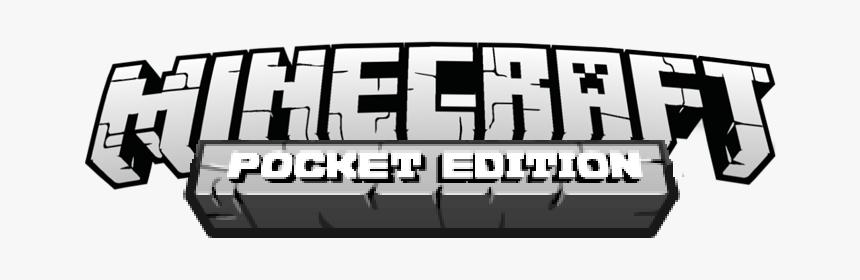 Minecraft Pe Logo Png Minecraft Transparent Png Kindpng