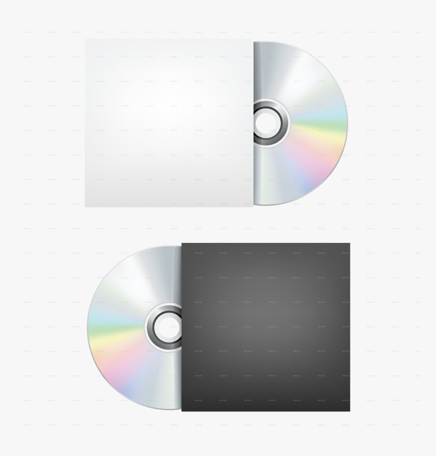 Cd And Cover Png, Transparent Png, Free Download