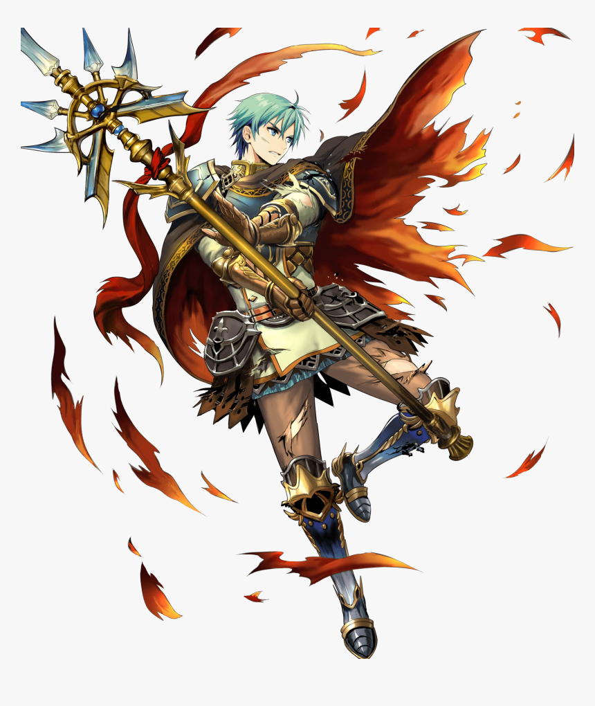 Ephraim Fire Emblem Heroes, HD Png Download, Free Download