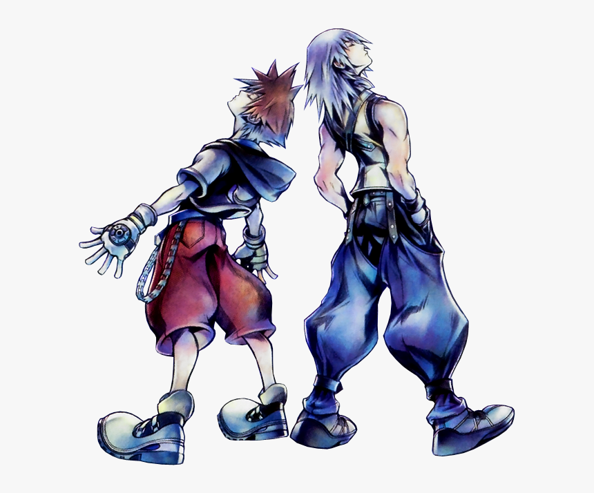 Sora Kingdom Hearts Renders, HD Png Download, Free Download