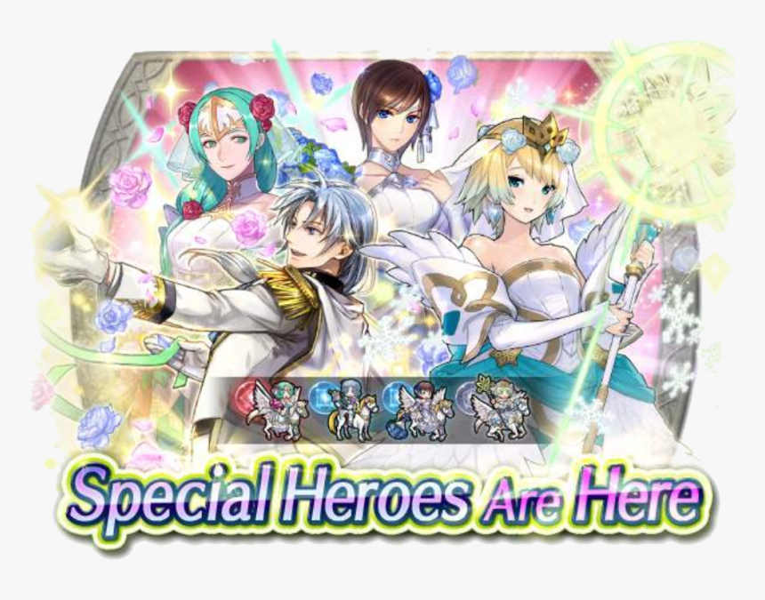 Fire Emblem Heroes Brides, HD Png Download, Free Download