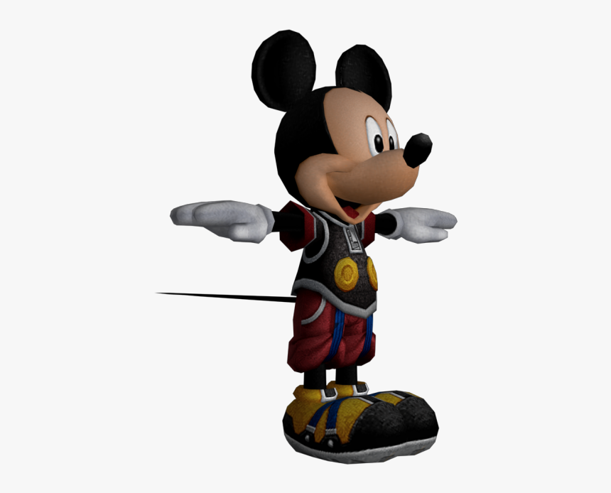 Download Zip Archive - Kingdom Hearts Re Chain Of Memories Mickey, HD Png Download, Free Download