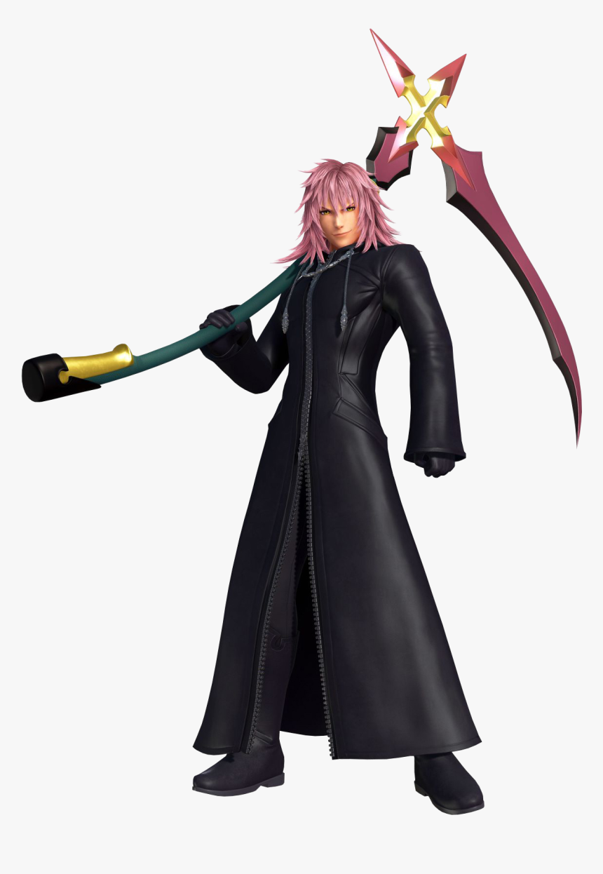 Marluxia Khiii - Kingdom Hearts Organization 13 Marluxia, HD Png Download, Free Download