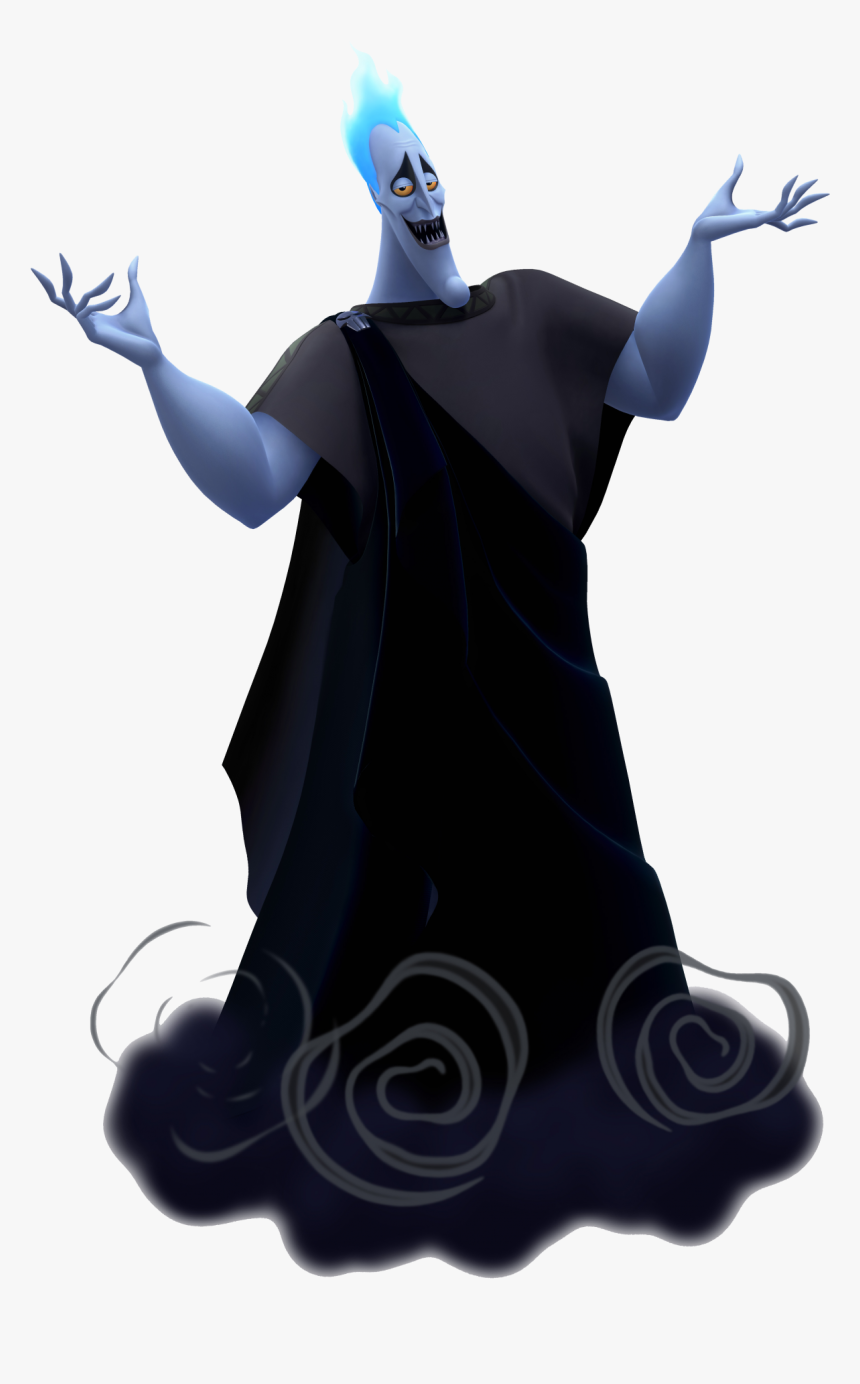 Hades Disney Kingdom Hearts, HD Png Download, Free Download