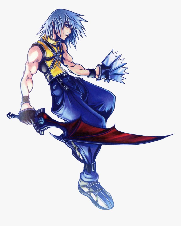 Kingdom Hearts Chain Of Memories Riku, HD Png Download, Free Download