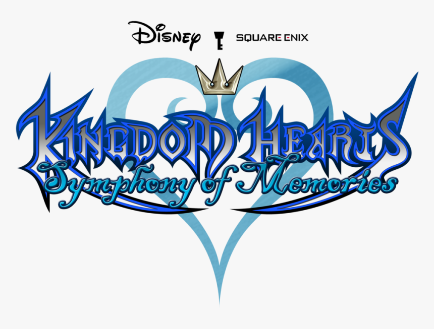 Transparent Kingdom Hearts Crown Png - Kingdom Hearts Unchained X Logo, Png Download, Free Download