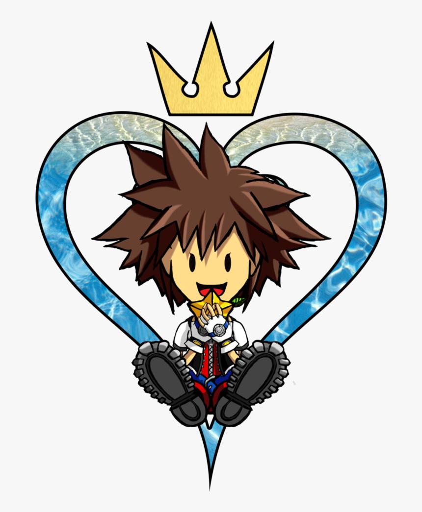 Kingdom Hearts Png - Kingdom Hearts Transparent Hearts, Png Download, Free Download