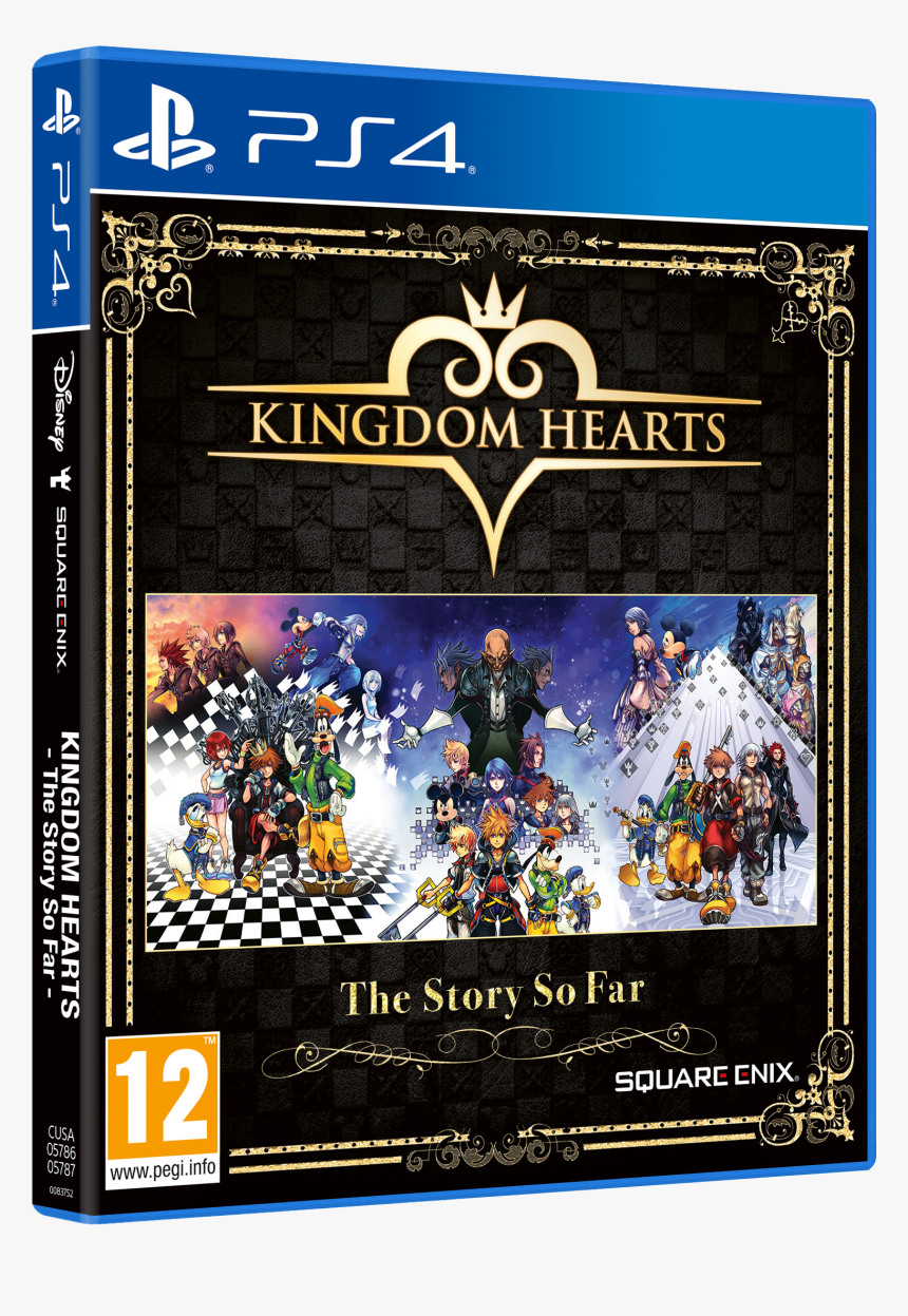 Kingdom Hearts The Story So Far Xbox, HD Png Download, Free Download