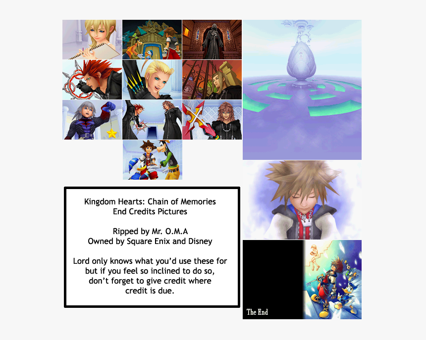 Kingdom Hearts Chain Of Memories, HD Png Download, Free Download