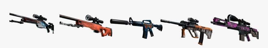 Picture - Csgo Expensive Skins Png, Transparent Png, Free Download