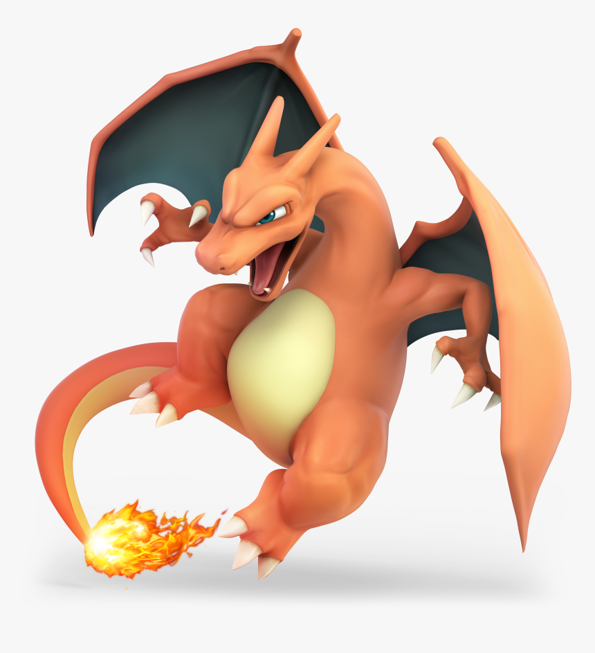 Super Smash Bros Ultimate Charizard, HD Png Download, Free Download