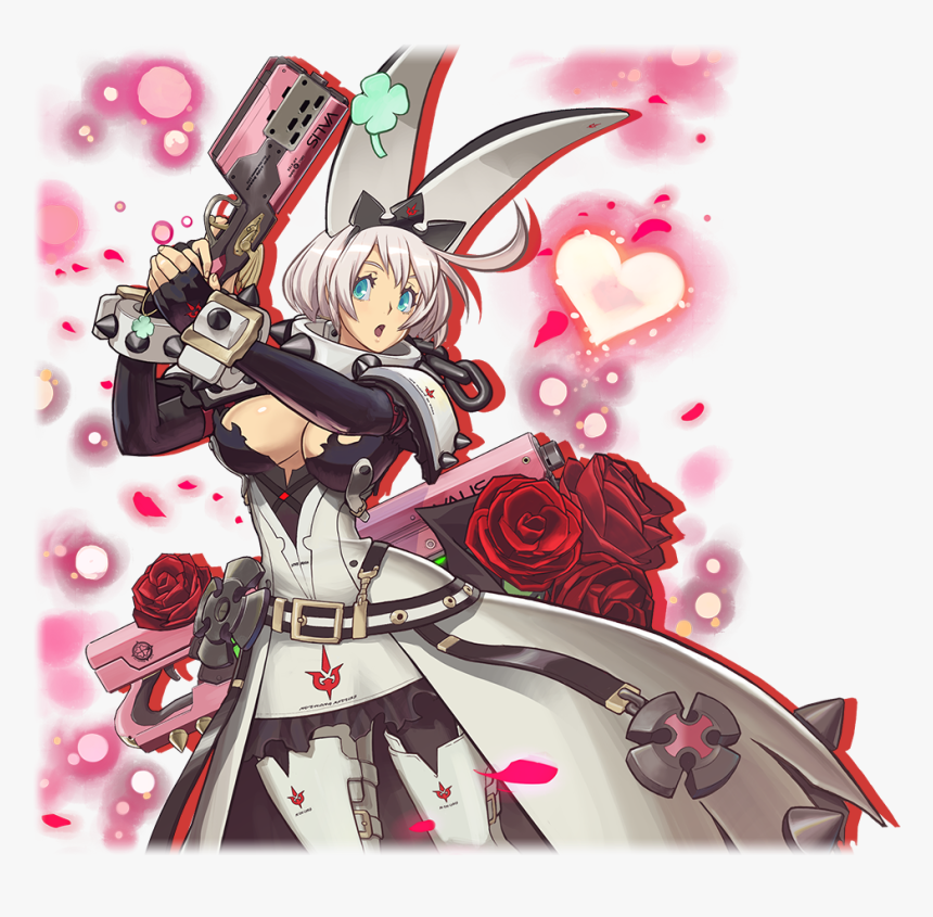 Guilty Gear Xrd Rev 2 Elphelt, HD Png Download, Free Download