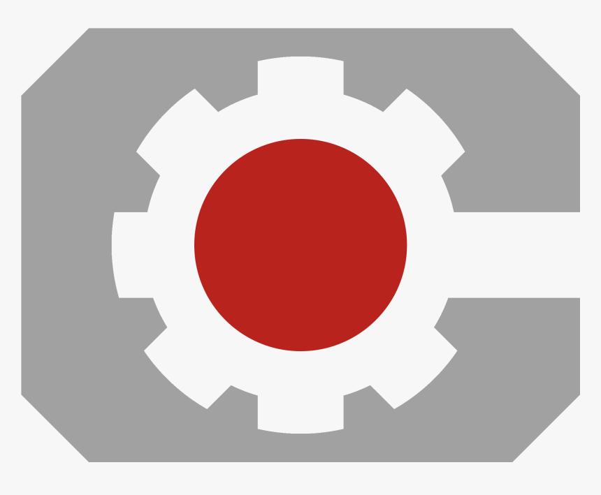 Transparent Cyborg Png - Dc Comics Cyborg Logo, Png Download, Free Download