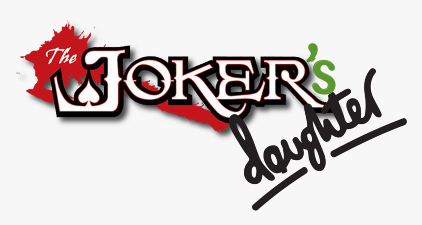 Transparent Joker Comic Png - Dc Comics Joker's Daughter Logo, Png Download, Free Download